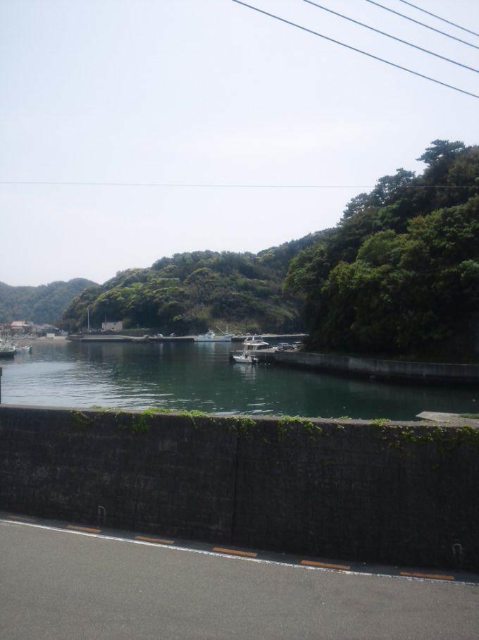 堂ヶ島到着