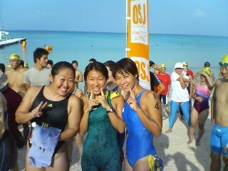 Happy Swim3人娘?