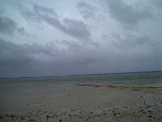 Rough Water Swim in 小浜島